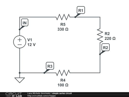 simple circuit lab