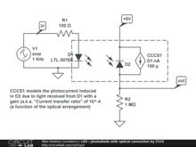 circuitlab photodiode receiver 01