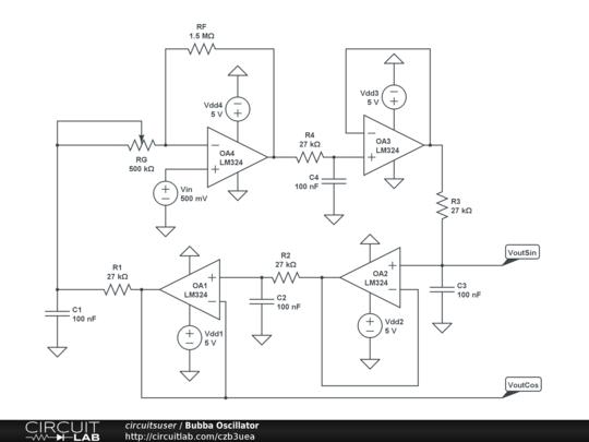 bubba oscillator