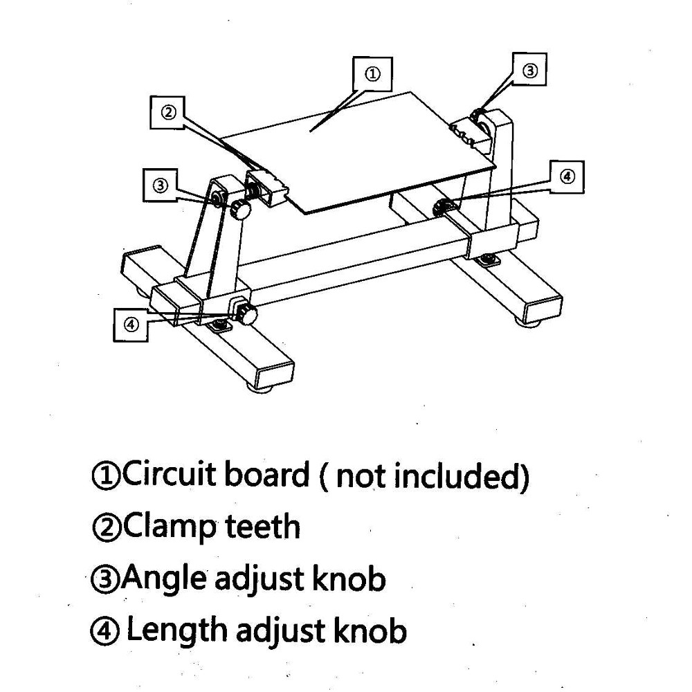 circuit board clamp