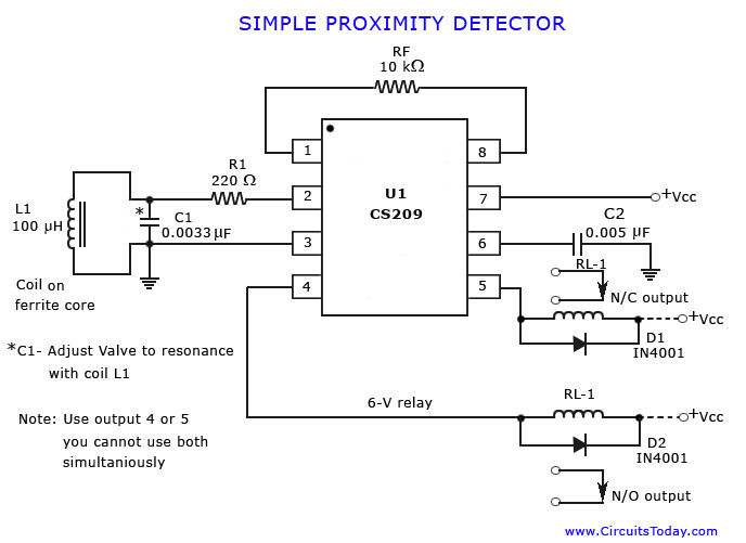 3 Wire Proximity Switch Diagram Wiring Diagram