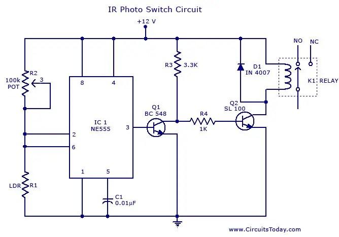 Circuit Diagram Switch circuit diagram template