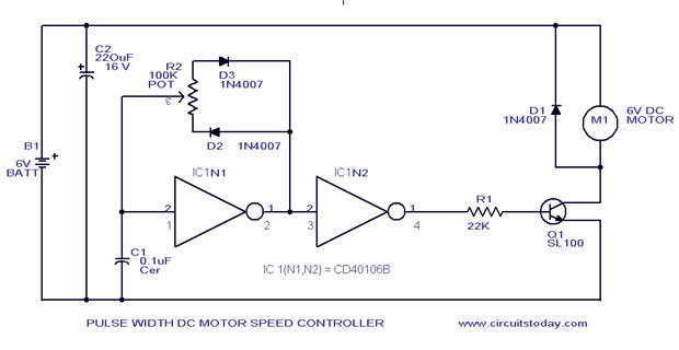 Pwm Schematic Wiring Diagram