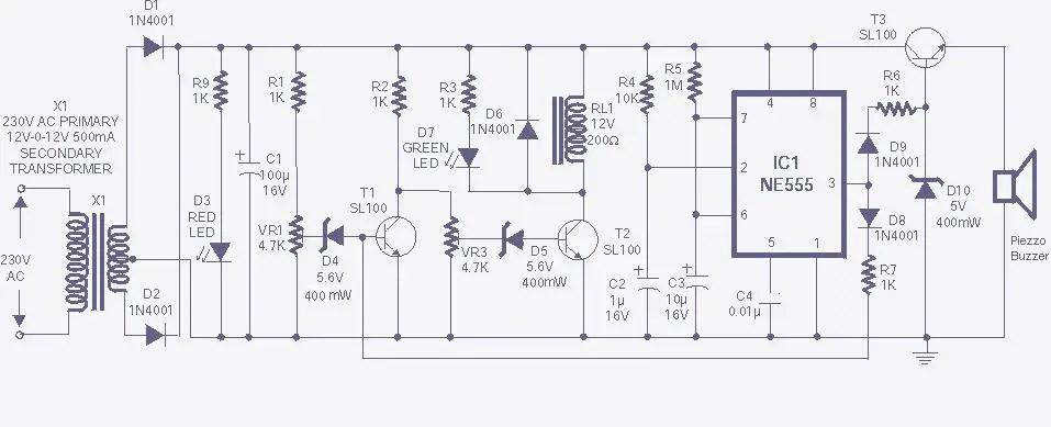 Ups Circuit Diagram 1000w Electrical Circuit Electrical Wiring Diagram