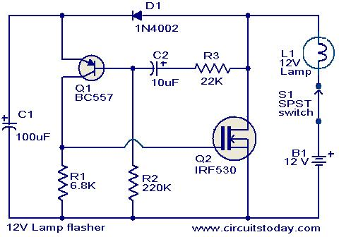 12v Led Wiring Diagram - Wwwcaseistore \u2022