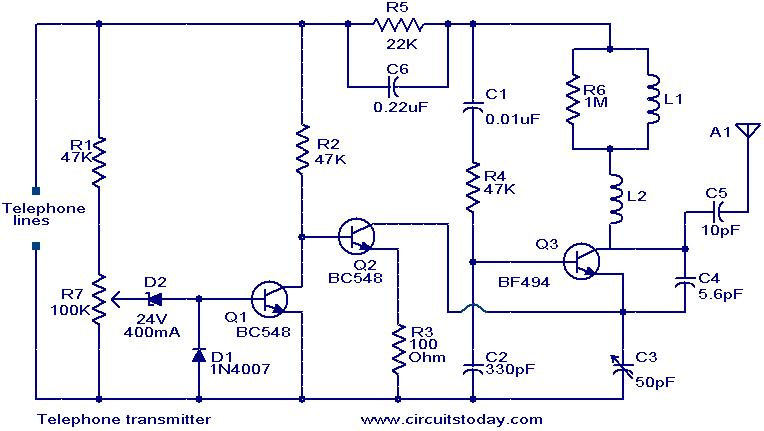 Telephone Light Diagram - Data Wiring Diagrams