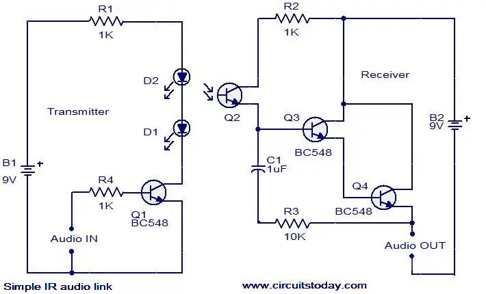 Ir Receiver Circuit Diagram manual guide wiring diagram