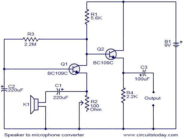 Pc Speaker Wiring Diagram Electronic Schematics collections