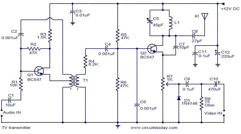 Wiring Diagrams Tv - Wiring Diagram Progresif