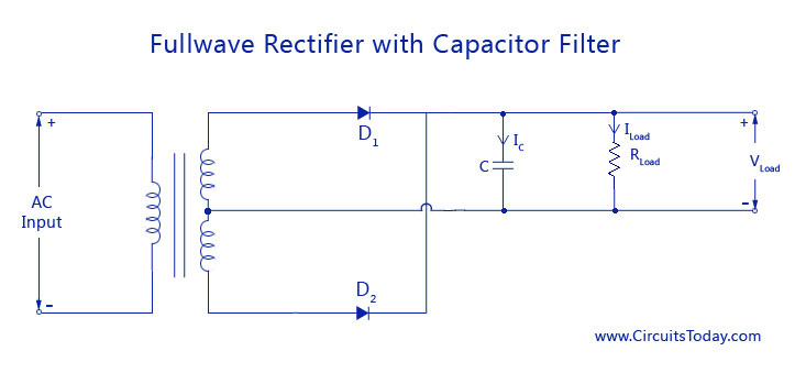 Filter Circuit Diagram - Wiring Diagram Write