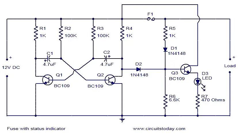 Fuse Wiring Diagram Wiring Diagram