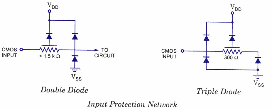 How to protect Cmos devices and IC\u0027s - Electronic Circuits and