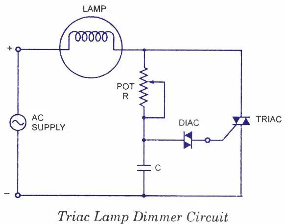 heat lamp circuit diagram