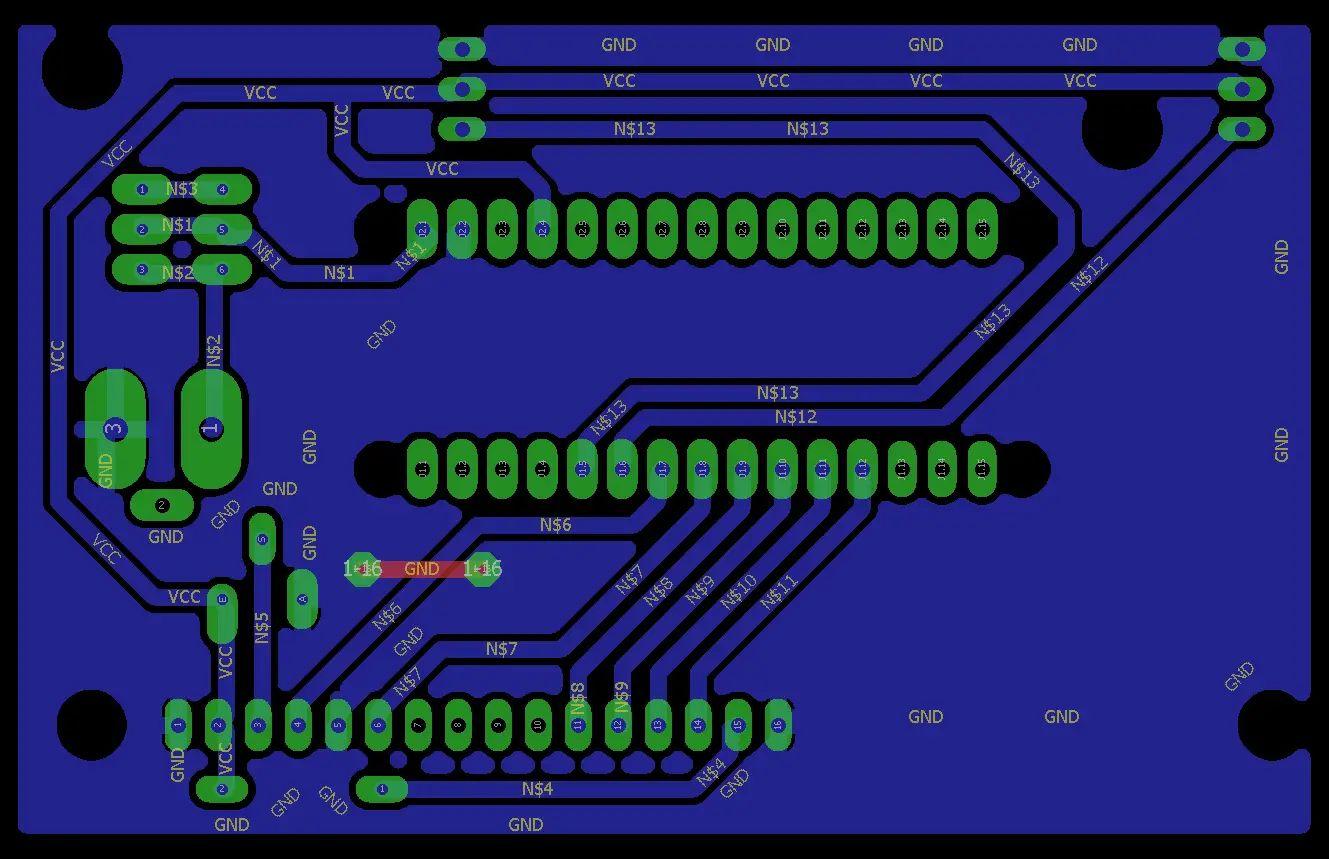 circuit diagram pcb design