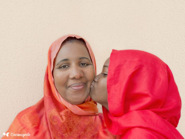 African Mother Daughter Relationship