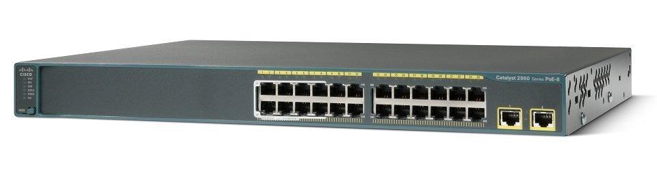 Cisco Catalyst 2960-24LT-L Switch - Cisco