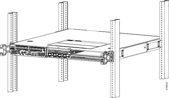 rack mount wire management