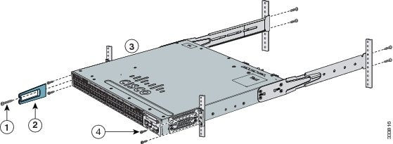 Catalyst 3850 Switch Hardware Installation Guide Switch