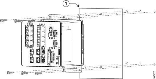Cisco IE 2000 Switch Hardware Installation Guide - Installation