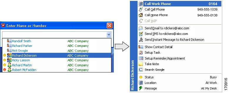 Cisco Unified CallConnector for Microsoft Office Windows version 12