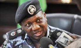 Idris Kpotun, Nigeria's Ag. I-G of Police