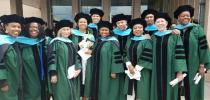 Congrats to our Doctoral Program Graduates