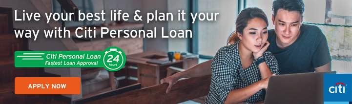 Online Loan Calculator Citi Personal Loan - Citibank Philippines