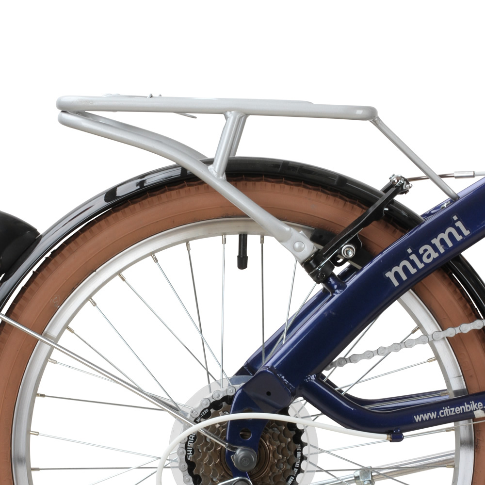 Lightweight Bike Rear Rack