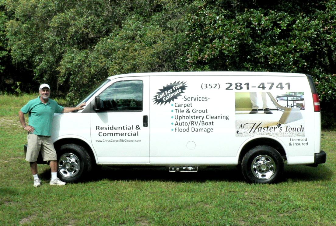 Carpet Cleaning Service In Citrus Hills Florida Serving