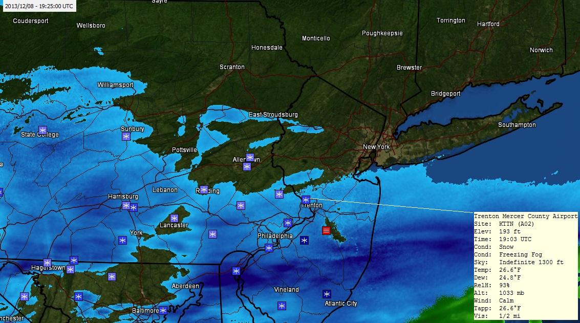 weather channel live radar brooklyn ny