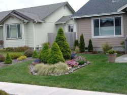 Small Of Island Landscaping Ideas