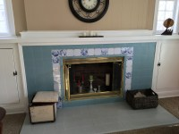 Rookwood Fireplace Tile | Tile Design Ideas