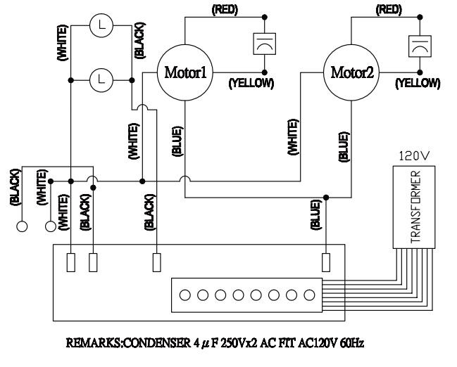sandp wiring diagram