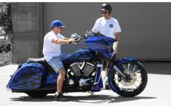 Cross Country or Street Glide (Harley-Davidson, Victory, ride, bike)