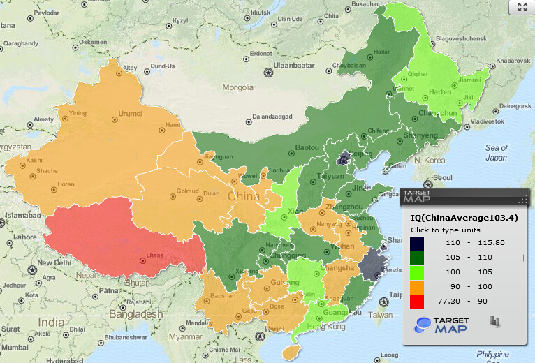 PISA 2015 Released China Disappoints, by Anatoly Karlin - The Unz