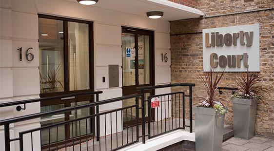 Undergraduate student accommodation City, University of London - london universities list