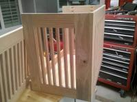 Build Your Own Dog Crate End Table | AndyBrauer.com