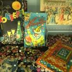 vintage confetti