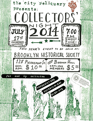Collectors Night 2014