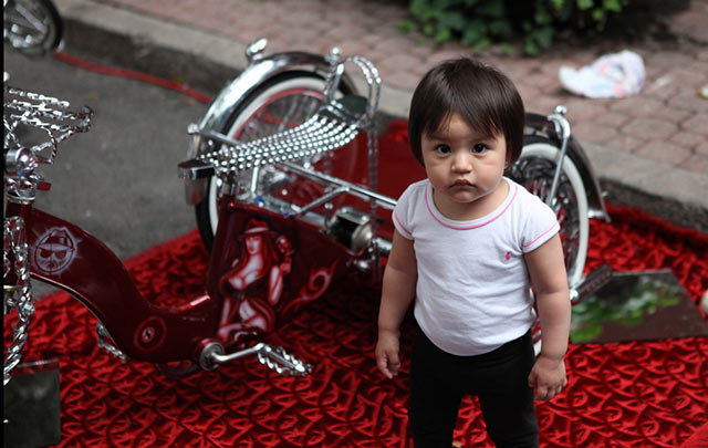 Bike Fetish Day Toddler