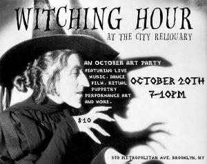 october art party