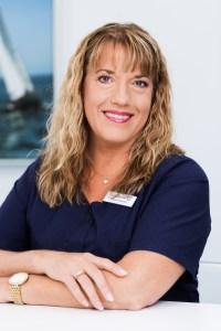 Claire Johnson. Astma/KOL-sjuksköterska