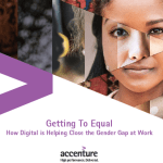 Getting to Equal – How Digital is Helping to Close the Gender Gap at Work