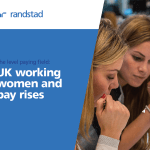 Randstad survey reveals stark contrast between male and female pay rises