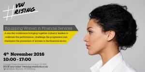Equipping women in Financial Services – 4 November