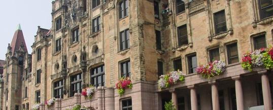 St Louis City Hall Building Division