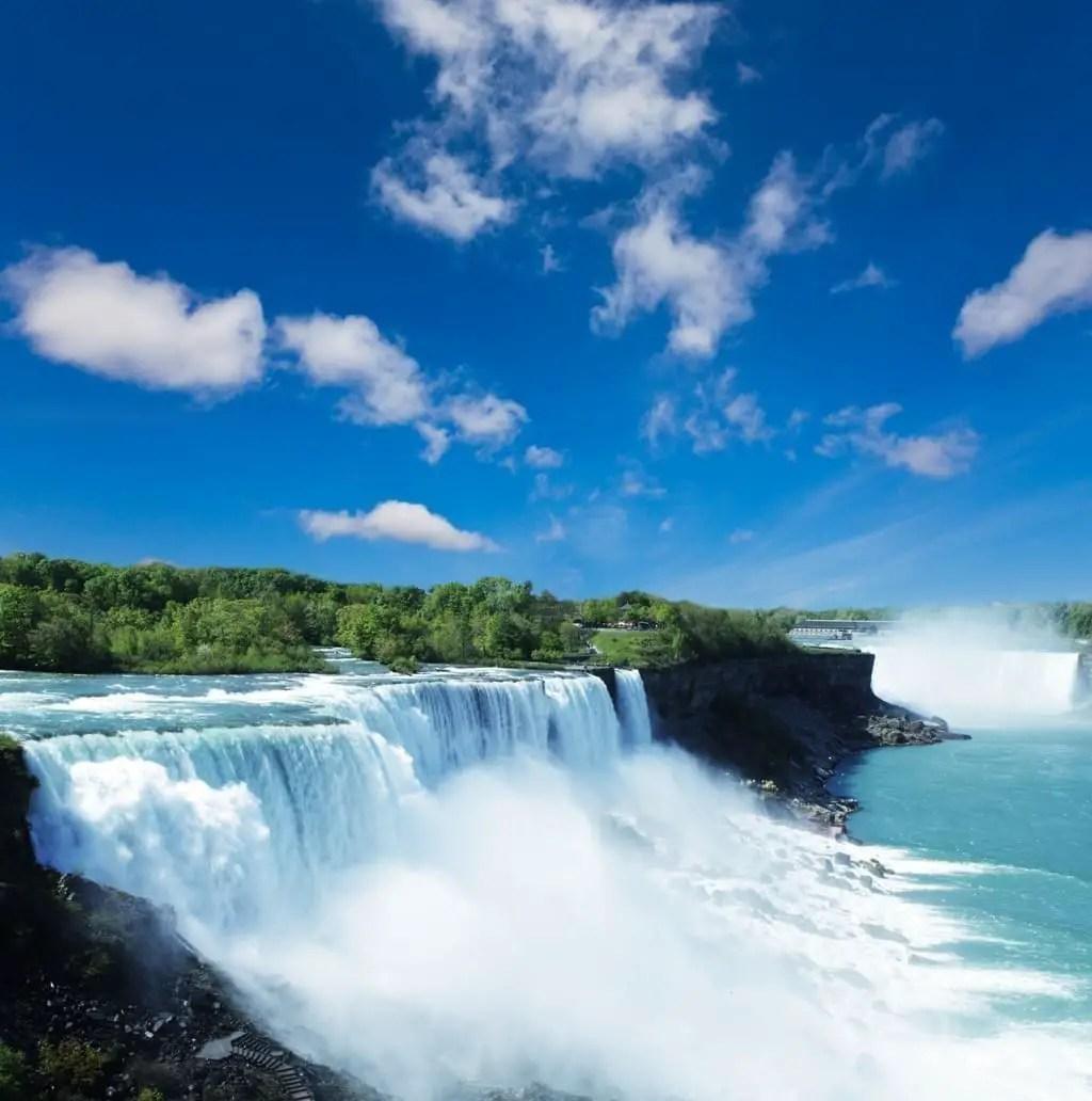 Niagara Falls Moving Wallpaper Chutes Du Niagara 224 Niagara Falls
