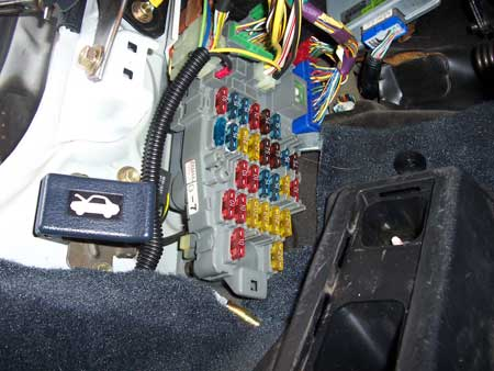 1990 Acura Integra Fuse Box Wiring Diagram