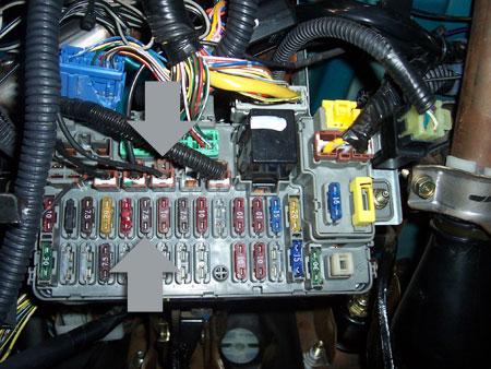 93 Civic Hatch Fuse Diagram - Carbonvotemuditblog \u2022