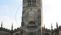 Kendal Parish Church Clock